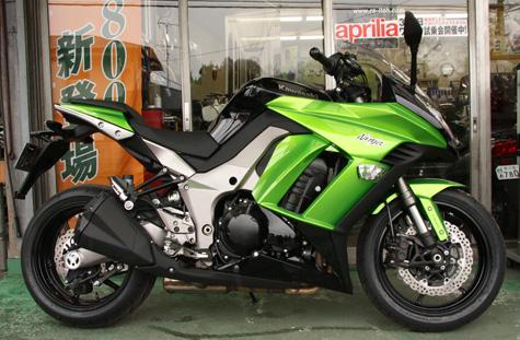 Kawasaki Ninja 1000 Abs. Kawasaki Ninja 1000 ABS 新車