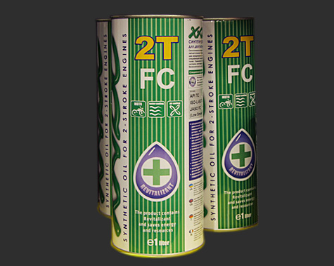 XADO Atomic OIL 2サイクル用 2T-FC