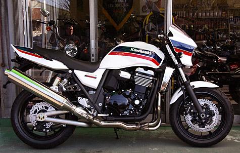 ZRX1200 DAEG RS-ITOHオリジナルR-2カラー
